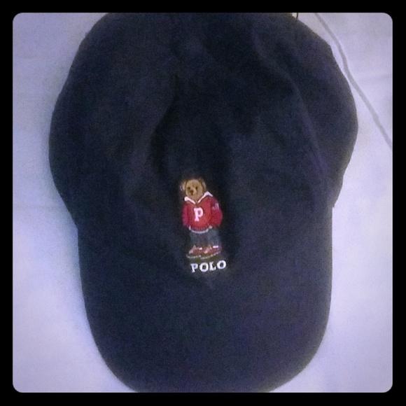 5acf6595a2135 Polo Ralph Lauren Teddy Bear Chino Cap